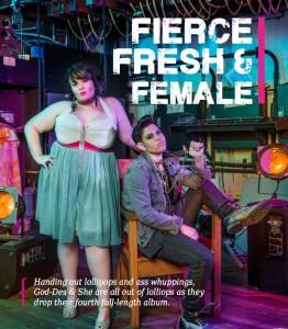 God-Des & She Featured in Evoke Magazine