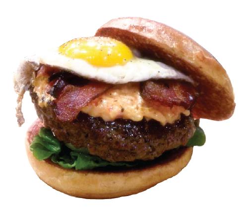 Pimento Burger
